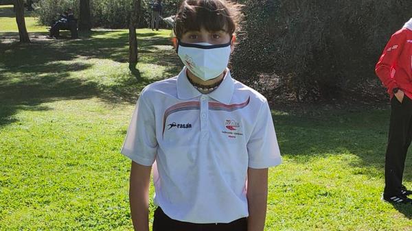 Silvia Villar, campeona de España de Marcha en Ruta por Federaciones