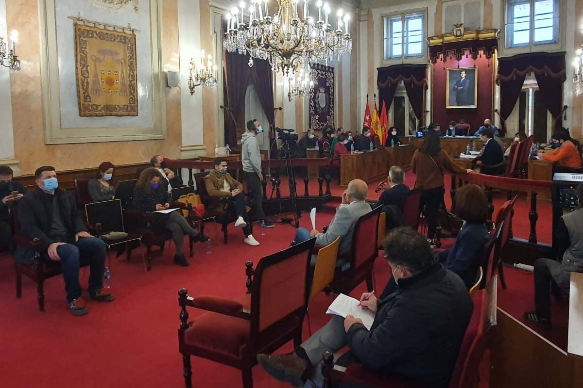 Se abordó el tema de la financiación de las escuelas infantiles, achacando los problemas a la Comunidad de Madrid
