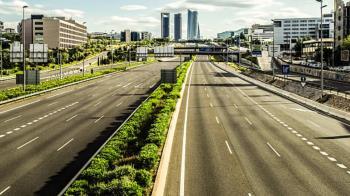 Hasta el mes de octubre se verá reducido el tráfico en esta arteria de la capital