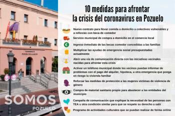 El partido pide al Equipo de Gobierno que reaccione ante esta crisis sanitaria