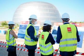 El Hospital de Emergencias está previsto que funcione para finales de otoño y se van a invertir más de 50 millones de euros