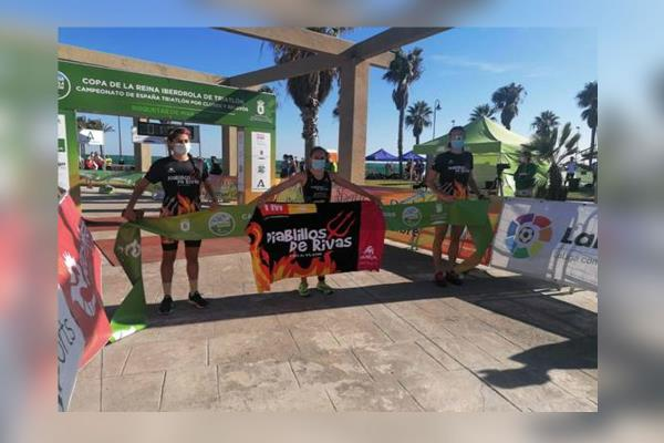 Subcampeonato de España de Clubes de Triatlón para Diablillos