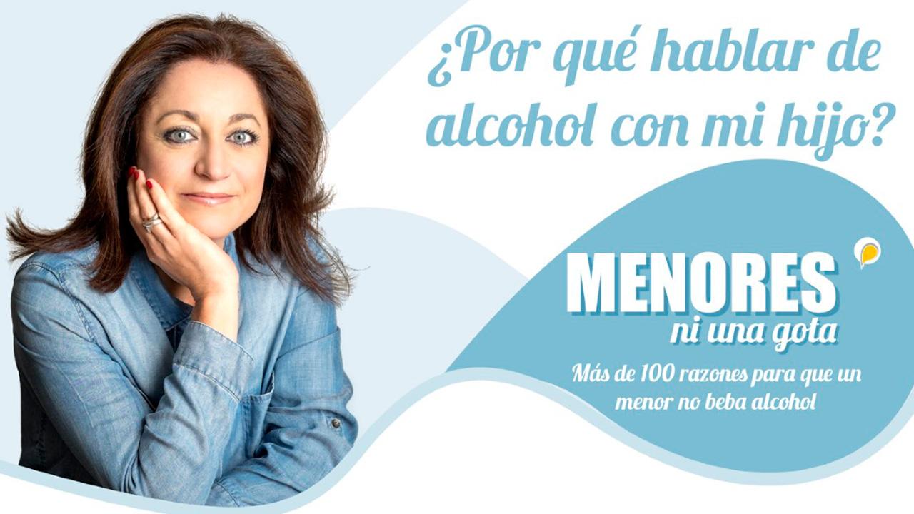 Rocío Ramos-Paúl abordará la prevención del consumo de alcohol entre los menores