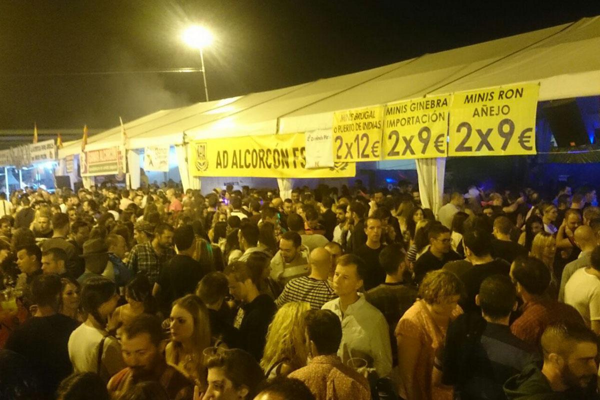 Alcorcón se une a la larga lista de municipios que han tenido que cancelar sus fiestas
