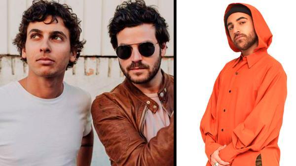 Taburete y DJ Pulpo actuarán el próximo 4 de septiembre en Pozuelo de Alarcón