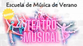 Las actividades se impartirán en la Escuela Municipal de Música y Danza y se desarrollarán durante la primera quincena del mes de julio