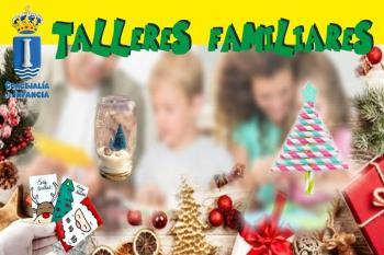 Entre otras cosas, se enseñará a realizar adornos de navidad, tarjetas de felicitación y botes de nieve