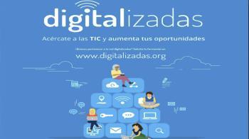 Se hacen en colaboración con Google España, Cibervoluntarios y Mujeres Fundación