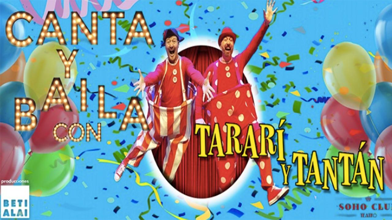 El Teatro Soho presenta el nuevo show de los entrañables clowns