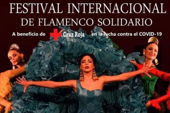 La Escuela de Flamenco de Andalucía ha seleccionado a 60 artistas para un festival benéfico on line