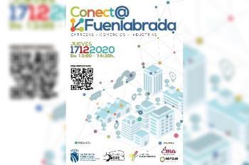 CIFE organiza Conect@Fuenlabrada, un evento que se celebrará el 17 de diciembre entre las 13:00 y las 14:00 h