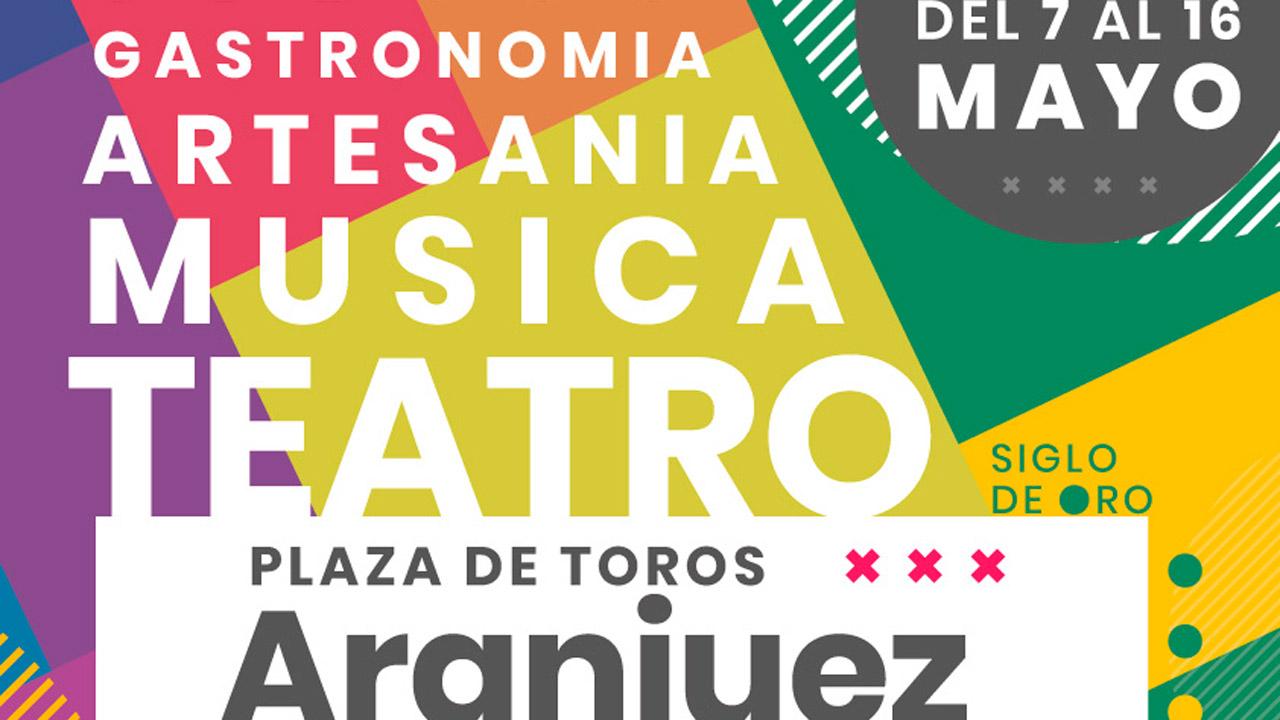 Del 7 al 16 de mayo, en la Plaza de Toros de la ciudad