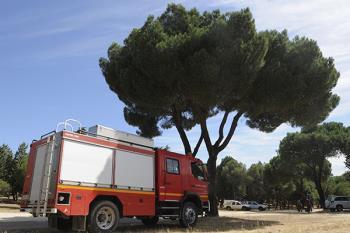 Desde el pasado 21 de junio, se han producido incendios en una superficie de unos 1.000 metros cuadrados