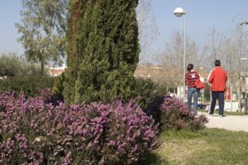 La partida presupuestaria destinada a Parques y Jardines cuenta con 4.763.484 euros