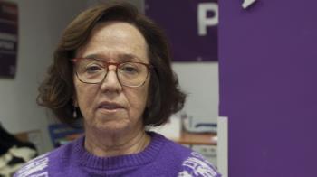 La portavoz del grupo IU-Unidas Podemos señala que seguirá cobrando 50.000 euros anuales