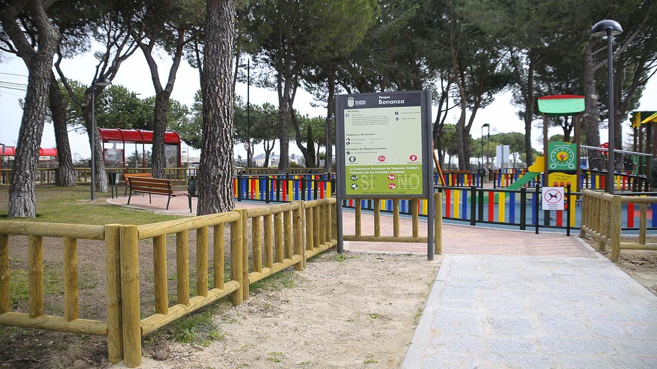 La actuación ha contado con un presupuesto de casi 90000 euros destinados a mejorar las instalaciones de la zona