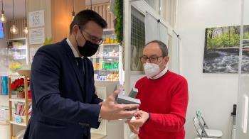 Las farmacias autorizadas de Alcobendas están realizando tests