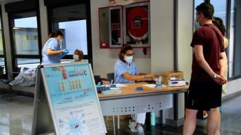 """Con esta actividad se pretende hacer un cribado de hepatitis C, dentro del proyecto """"Sureste sin C"""" desarrollado por el l Hospital Universitario del Sureste"""