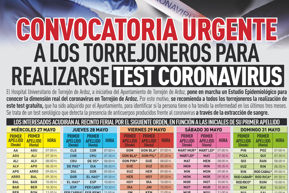 Nuestra ciudad cuestiona la credibilidad de la gestión sanitaria de Sánchez y Ayuso. Quiere saber la realidad de la pandemia en su municipio