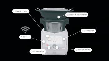 Monsieur Cuisine comercializado por Lidl viola la patente de Thermomix (Vorwerk)