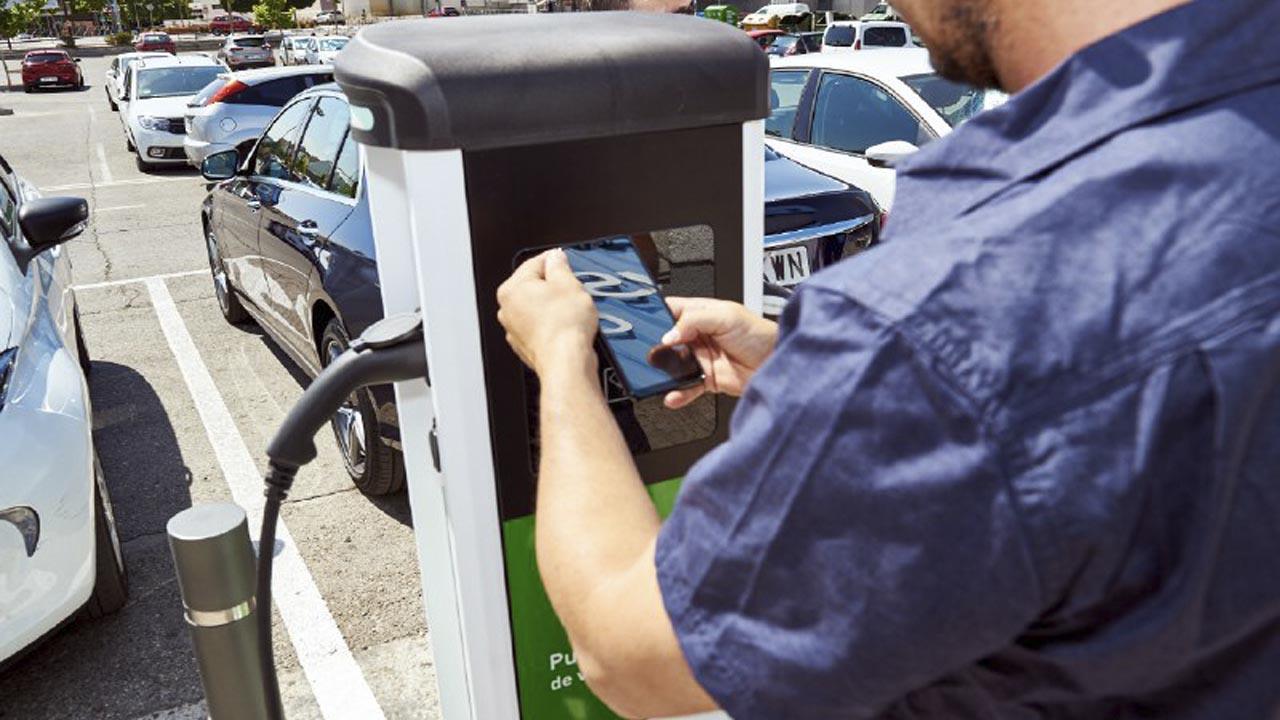 El Ayuntamiento de Rivas incorpora nuevas estaciones para estos vehículos