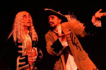 El 30 de enero, sobre las tablas del Teatro Rigoberta Menchú de la ciudad