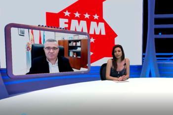 Hablamos con el presidente de la Federación de Municipios de Madrid, Guillermo Hita, sobre la financiación de las administraciones locales