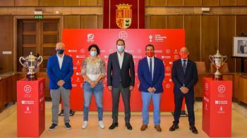 Se disputarán los partidos en El Pabellón Municipal Jorge Garbajosa y se podrán seguir en directo a través de los canales oficiales de la Real Federación Española de Fútbol