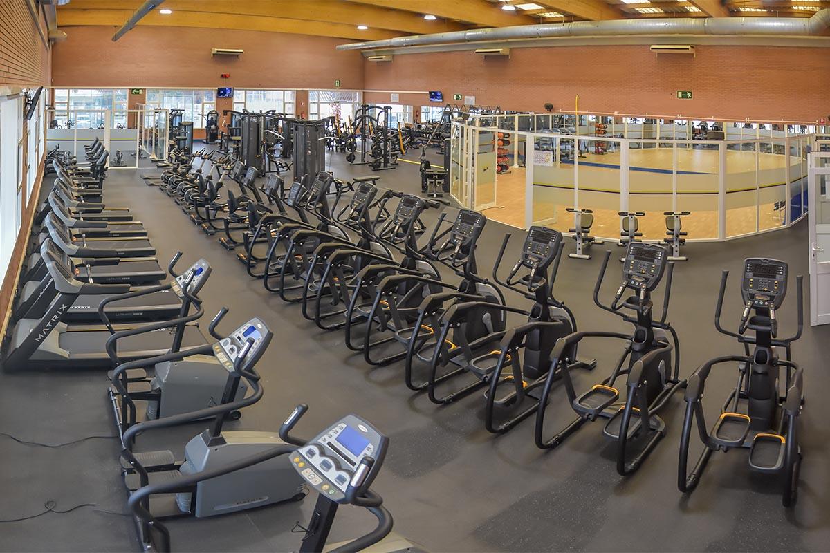 Las instalaciones deportivas se han adecuado a la normativa que establecen las autoridades sanitarias con motivo de la Covid-19