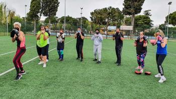 Nuestra ciudad acogió un campus de iniciación en el Club Deportivo Parque Cataluña
