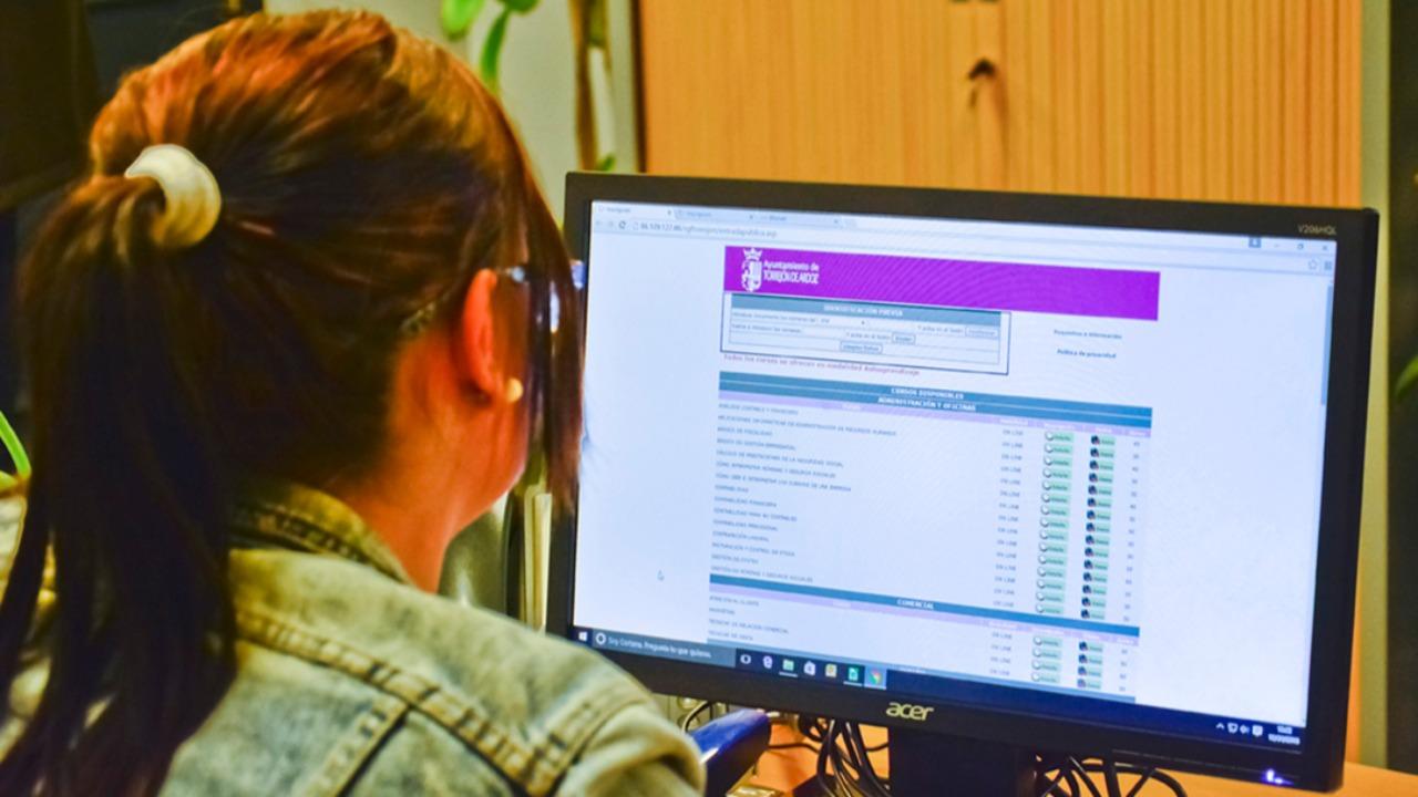 Se impartirán 147 cursos nuevos de diferentes ramas del conocimiento