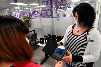La Fundación Meridional ha proporcionado estos dispositivos tecnológicos para amortiguar la brecha digital