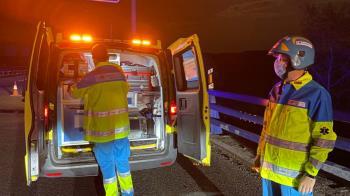 Un hombre de 80 años muere atropellado al intentar cruzar la carretera