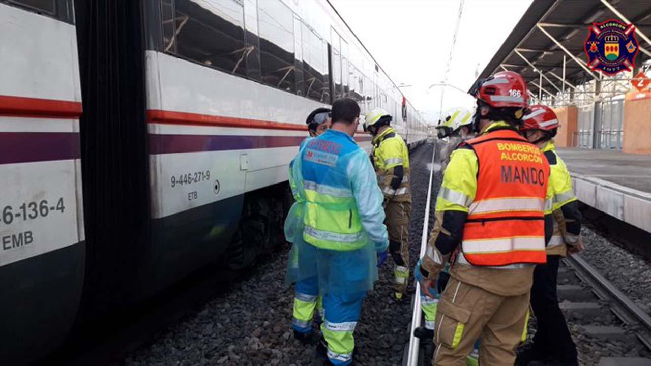 Una persona muere arrollada por un tren a la altura de Retamas