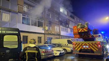 El fuego ha dejado 22 víctimas, una de ellas fallecida