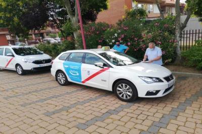 Lee toda la noticia 'Treinta y dos taxis desinfectados con ozono'