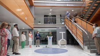 Un espacio, ubicado en el Centro Municipal 21 de Marzo, abierto al conocimiento y a la cultura participativa