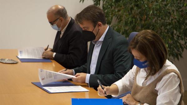 Este convenio s eha firmado por sexto año consecutivo entre el Ayuntamiento de Tres Cantos y ACNUR