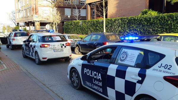 Tres Cantos es el municipio con menos delincuencia de la Comunidad de Madrid