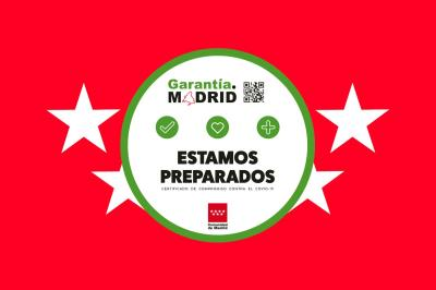 Lee toda la noticia ' Tres empresas de Alcobendas entre las primeras de la Región en obtener el Identificativo Grantía Madrid'
