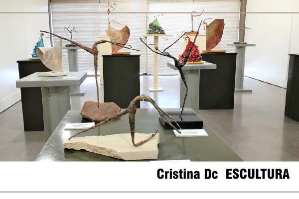 Tres exposiciones para visitar en el Coliseo de la Cultura de Villaviciosa de Odón