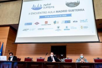 Se basan en investigaciones realizadas por el Aula Universitaria Madrid Subterra
