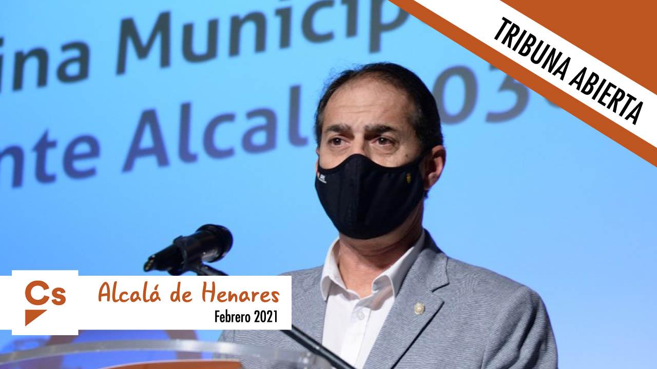 Tribuna abierta Ciudadanos Alcalá de Henares