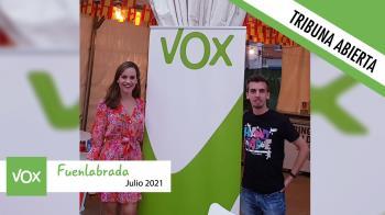 VOX apoya a la Hostelería también en las Fiestas