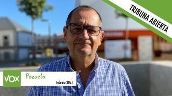 Opinión| Tribuna abierta del concejal portavoz de VOX Pozuelo, Ignacio Fernández Tomás