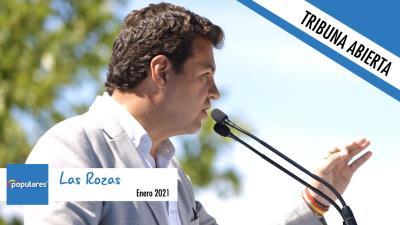 Lee toda la noticia 'Tribuna abierta del Partido Popular de Las Rozas'