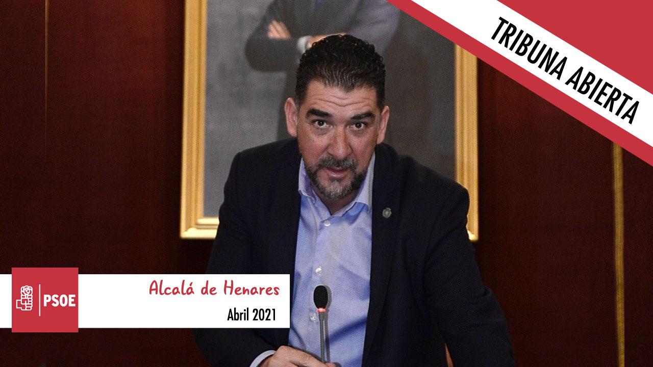 Madrid se merece un Gobierno serio: Gabilondo, presidente