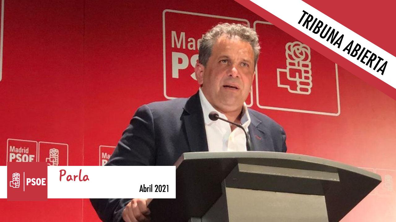 En esta ocasión el PSOE no tenía nada que contarnos