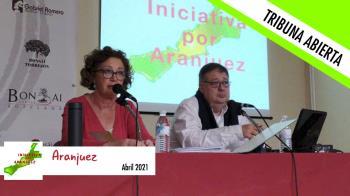 Este mes, el Grupo Municipal Iniciativa por Aranjuez no tiene nada que decirnos