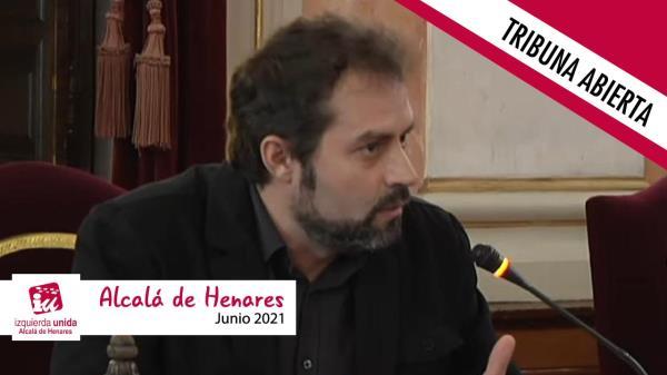 IU Alcalá de Henares proponemos el potenciar las bibliotecas municipales y ampliar su horario en periodo de exámenes